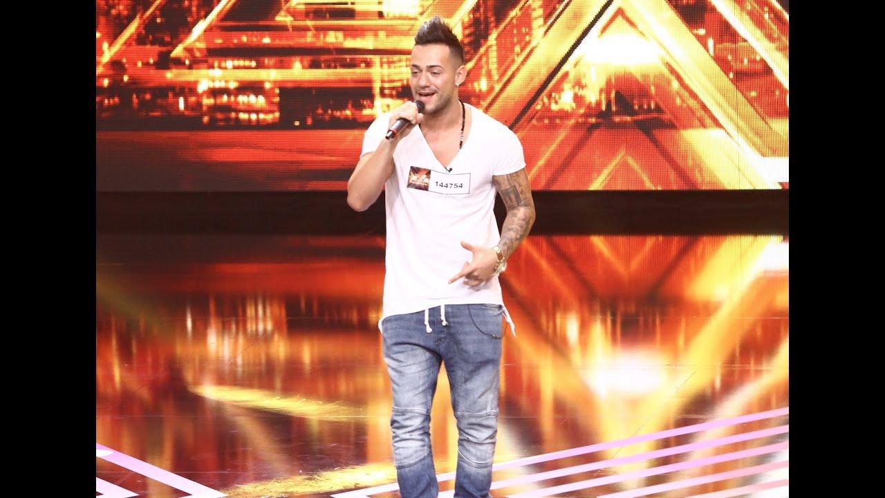 """J. Balvin - """"Ay Vamos"""". Vezi interpretarea lui George Balog, la X Factor!"""