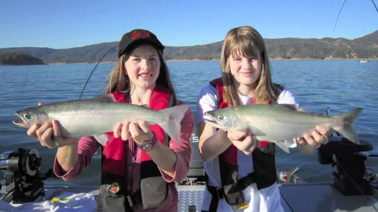 Kokanee Fishing Lake Berryessa 9 5 10 Aggressive Kokanee