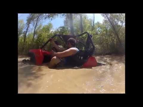 Gator Run Atv - Strouds offroad - Going deep