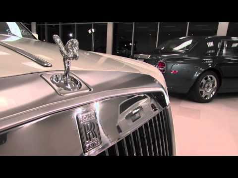 Rolls Royce Phantom  -  Обзор