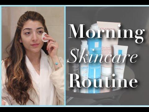 Morning Skincare Routine (+Acne chat!) | Amelia Liana