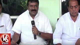 Minister Talasani Srinivas Yadav Inspects Development Works In Nirmal