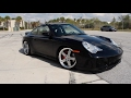 Porsche 996 Supercharged Carrera 4S - 450WHP - Exhaust, Launch, Accelaration & More!