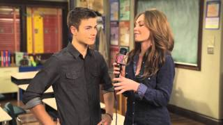 Girl Meets World Set Visit! - Celebrity Interview