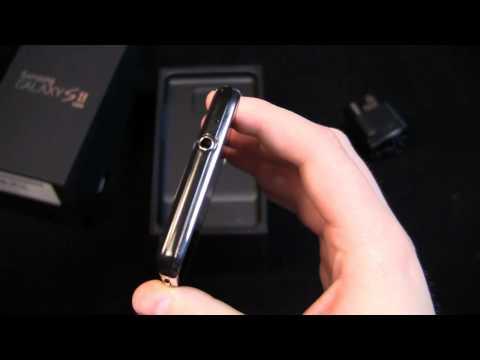Samsung Galaxy S II Unboxing