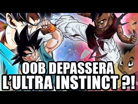 OOB DEPASSERA T-IL L'ULTRA INSTINCT DE GOKU !? - DRAGON BALL SUPER