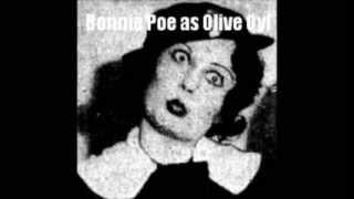 Olive Oyl Voice Comparison