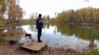 рыбалка платная в химках