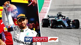 Can Lewis win the Championship in Mexico? | Welcome to the Weekend