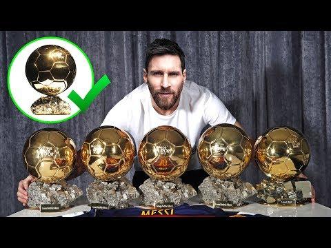 Почему МЕССИ должен получить Золотой Мяч! Голы, финты, достойные ЗМ2017