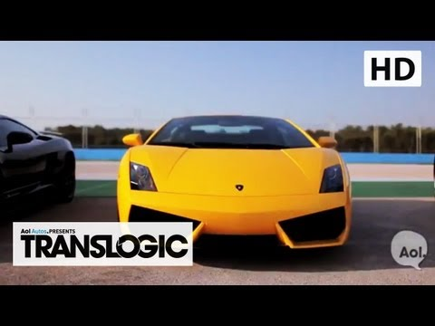 Lamborghini Gallardo Superleggera: TRANSLOGIC