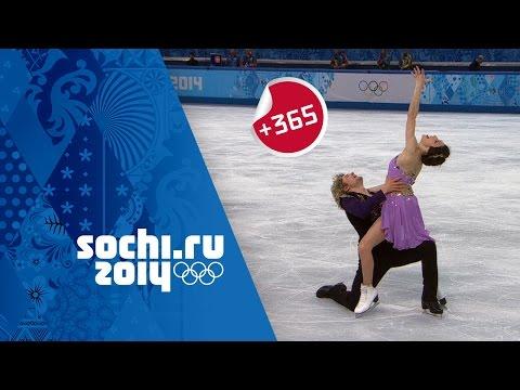 Meryl Davis & Charlie White Win Gold - Pairs Ice Dance - Full Event   #Sochi365