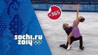 Meryl Davis & Charlie White Win Gold - Pairs Ice Dance - Full Event | #Sochi365
