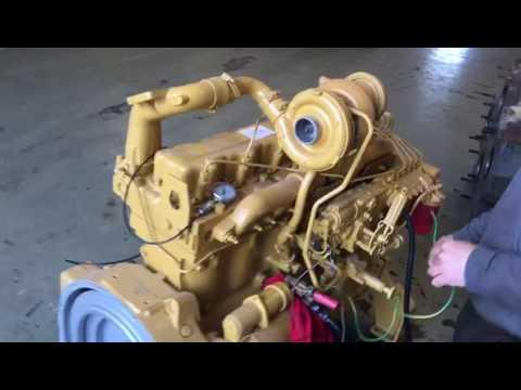 ENGINE CATERPILLAR 3306