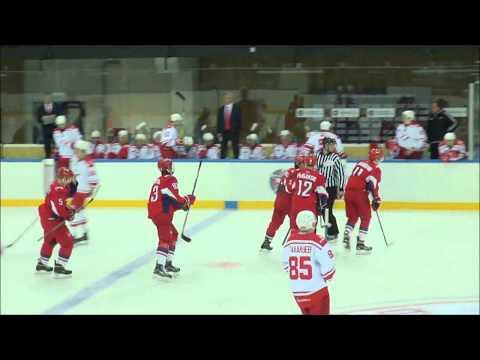 МХЛ'17/18: «Локо» - МХК «Спартак» - 5:3