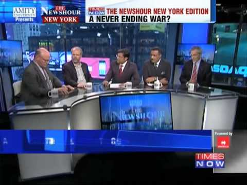 The Newshour  Debate from New York: War on terror backfires? - Part 2 (26th September 2014)