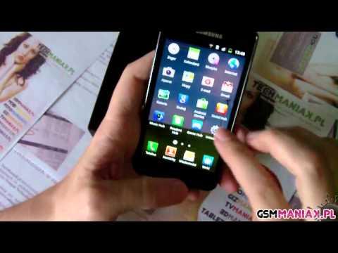 Wideo test i recenzja telefonu Samsung Galaxy S II   techManiaK.pl