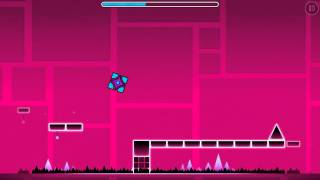 Geometry Dash - Back on Track - All Coins