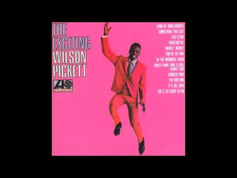 Wilson Pickett - She's So Good To Me