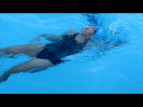 Swimming Lesson For Beginners Like Me And You!!! video