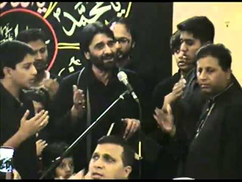 Nadeem Sarwar At Jic - Muharram 1435 video
