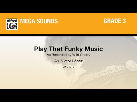 Victor Lopez - Play That Funky Music