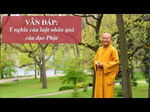 Vấn đáp: Nhân quả của đạo Phật