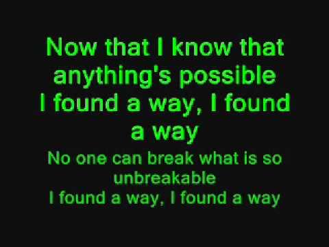 Drake Bell - I Found a Way [Lyric]