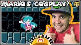 Salt Lake Makes AWESOME Levels! Super Mario Maker