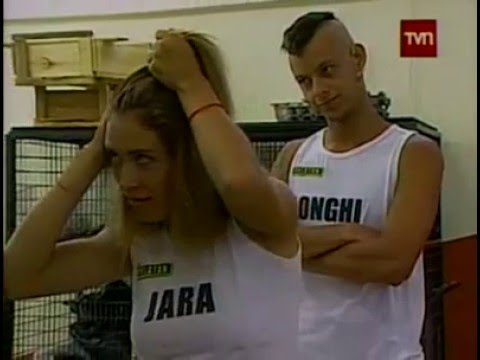 Carla Jara Haircut: Long to Mohawk