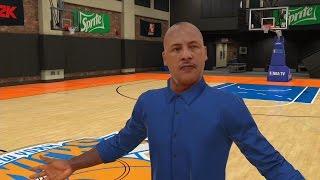 NBA 2K15 PS4 My Career - 60K VC Earned