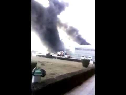 Albacete plane crash