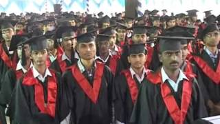 M S RAMAIAH INSTITUTE OF TECHNOLOGY GRADUATION DAY