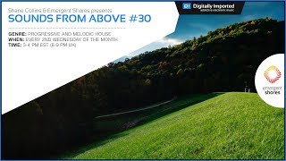 ♫ Best of Progressive House Sessions ♫ - Sounds from Above#30 on DI.FM Progressive