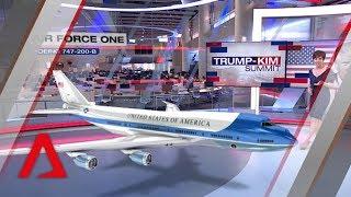 Trump-Kim summit: How does US President Donald Trump travel?