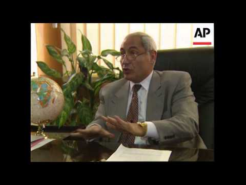 EGYPT: WORLD BANK PRESIDENT PRAISES ECONOMIC REFORM PROGRAMME