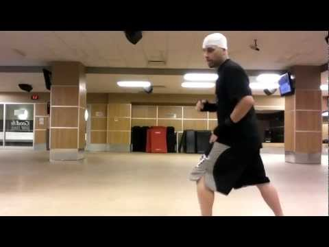 Boxing Footwork - Evasive Steps Image 1