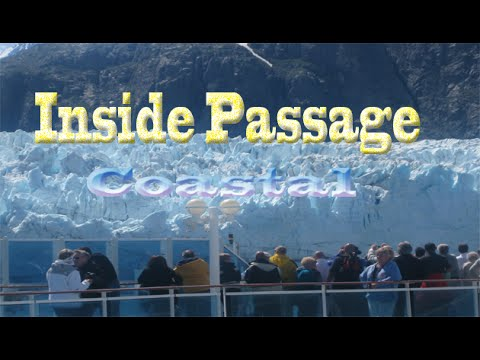 The Inside Passage is a coastal route for oceangoing vessels along a network of passages which weave