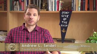 Video: It's Time to Quit the Catholic Church - Andrew Seidel