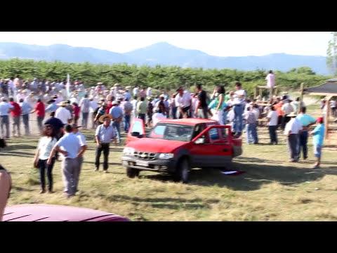 Carrera a la chilena - Hipódromo La Esperanza Rauco