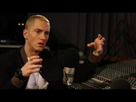Eminem Interview W/ Zane Low (Part 3)