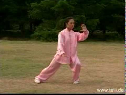 Tai Chi 24-form video