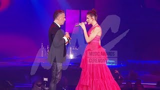 /EMINA feat. ŽELJKO JOKSIMOVIĆ /DVA AVIONA /MAC Music Awards Ceremony 2019.