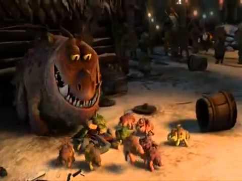 Le cadeau du furie nocturne partie 2 youtube - Furie nocturne dragon ...