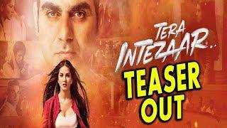 Download Tera Intezaar Teaser | Sunny Leone | Arbaaz Khan | Raajeev Walia 3Gp Mp4