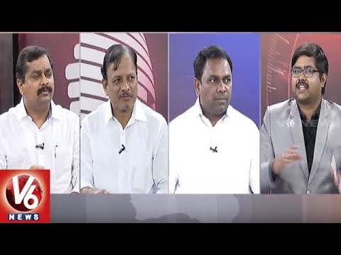 Special Debate On Karnataka Politics, Yeddyurappa Quits As CM | Good Morning Telangana | V6 News