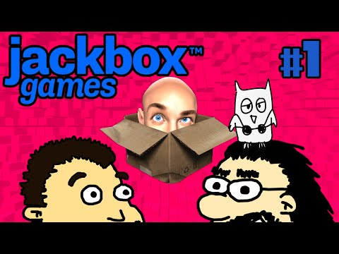 IRL - Jackbox Ep1 - Drawful Drunk and Disorderly