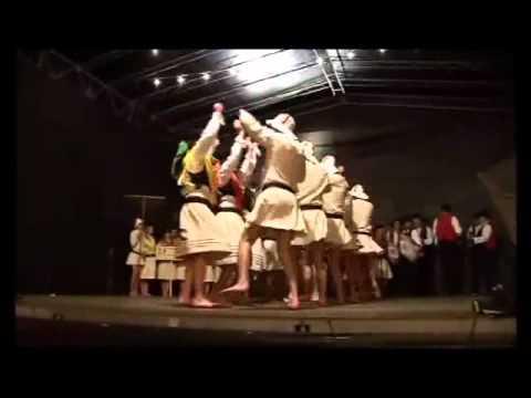 Rancho folcl�rico dos sargaceiros de Ap�lia festa de santa Luzia 2009