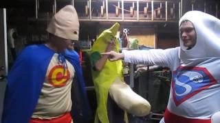 super sperm man vs captin condom part 2