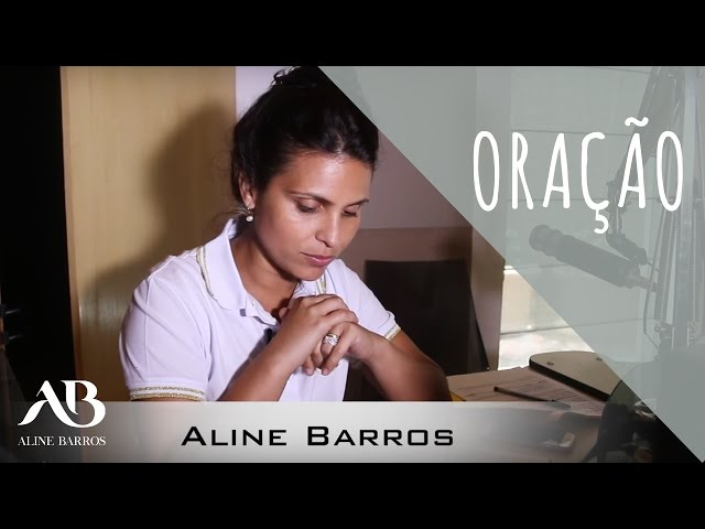 Aline Barros - Oração
